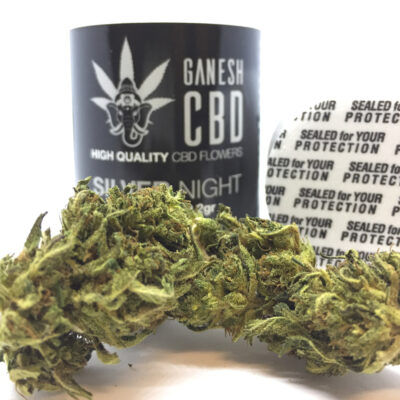 Cannabis Light legale Silver Night