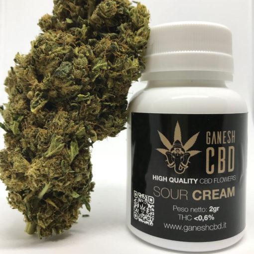 sour cream cannabis legale
