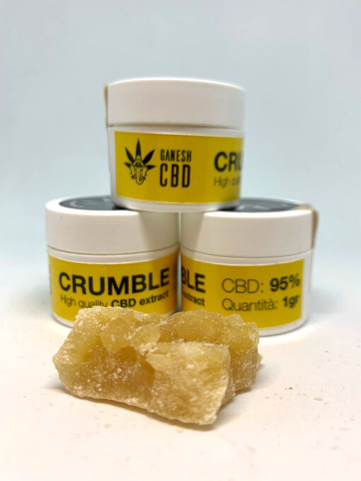 crumble CBD GaneshCBD 95%